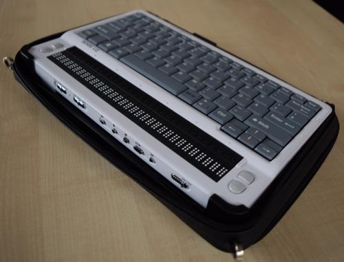 Braille Sense U2 QWERTZ